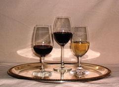 Les verres qui conviennent