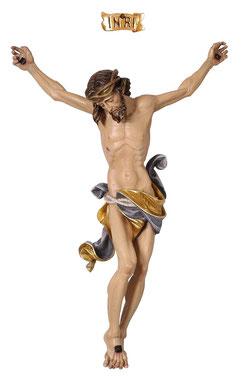 statua in legno corpo di Cristo