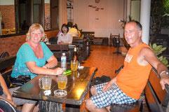 Letzter gemeinsamer Tag mit meinen Eltern in Bangkok.