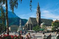 Die Landeshauptstadt Bozen