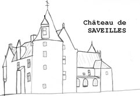 Logo  - Château de Saveilles - Château fort en Charente - Lieu-dit Saveille - Château en Charente