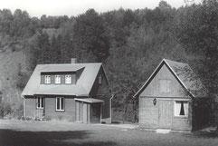 Bild: Jagdhütte Wünschendorf Erzegbirge
