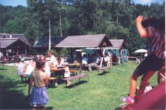 Bild: Jagdhütte Wünschendorf Erzgebirge
