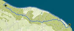 Karte der Wanderung Nørreskoven auf der Insel Als