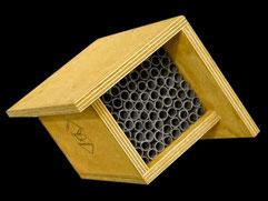 Insektennisthilfe Insektenhotel Nisthilfe Pappröhrchen