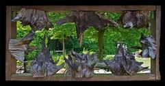 Totholz Totholzkunst Kunst