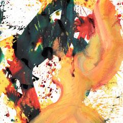 Grabmayr Franz, Tanzblatt - galerie artziwna