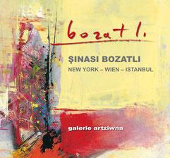 Bozatli Sinasi, Katalog 2017 - galerie artziwna
