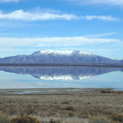 Lago Salato dello Utah