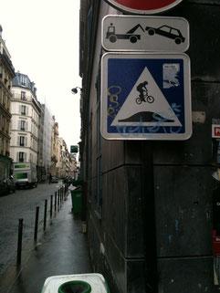 Paris 17ème Rue Truffaut