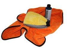 Chemical Guys Glossworkz Autoshampoo Pflegeset