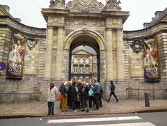 Arras, entrée du musée
