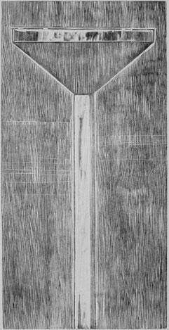 WASSERTURM  2009  40 x 20 cm