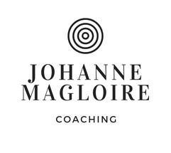 Logo Johanne Magloire coaching PNL programmation neurolinguistique à Montréal