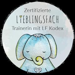 Lieblingsfach- Trainerin Elefant