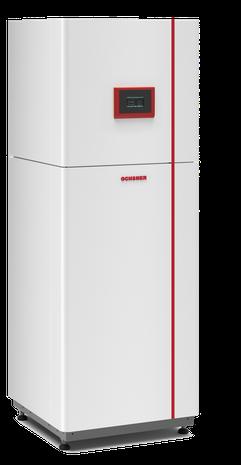 pompa di calore aire - acqua Air di Ochsner