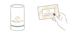 Gutschein und Beautybox Icon