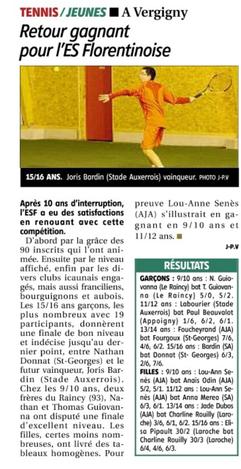 Yonne Républicaine 16-01-13