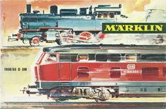1968-69 Märklin Katalog DE