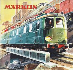 1958 Märklin Katalog DE