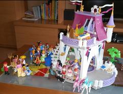 Andrea (Valladolid) Varios Playmobil
