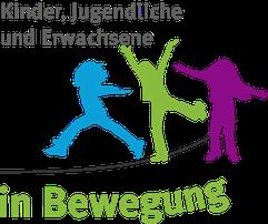 Logo Praxis in Bewegung