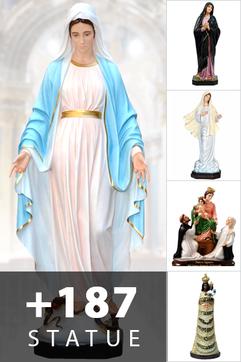 Statue Madonna vendita