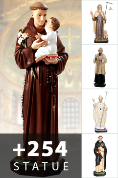 Statue Santi vendita