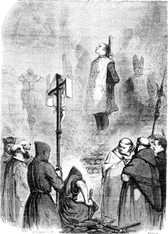 L'un des dirigeants du parti mineur, Jan Kalenec, sera flagellé et torturé au moyen du feu par l'Inquisition catholique en 1524 et trois autres finissent sur un bûcher. Après 1550, on n'a plus de traces du parti mineur.