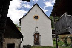 Kapelle Ze Binne Binntal
