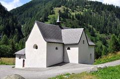 Kapelle Heiligkreuz Lengtal