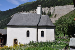 Kapelle Im Fäld Binntal