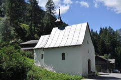 Kapelle Giessen im Binntal