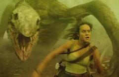 Kein Highlight, aber auch nicht zum Davonlaufen: Skull Island im Kino[Quelle: Warner]
