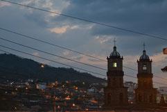 Catedral en San Gil