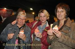 Emilienne, Mirella en Vera