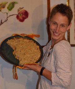 keramische Quicheform