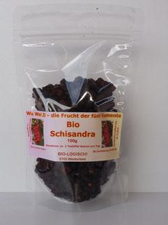 Bio-Schisandra Beeren