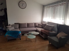 90 m² 3-Zimmer