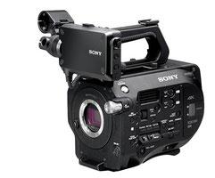 Puhlmann Cine GmbH - Sony PXW-FS7