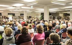 """Lesung und Feier """"20 Jahre Poetisches Projekt PAUL"""""""