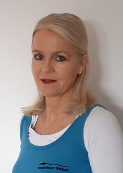 Physiotherapeuthin Susanne Hurst