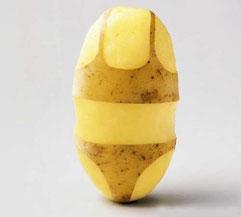 Dieta della patata: menu settimanale