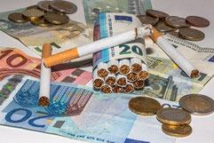 raucher geld sparen