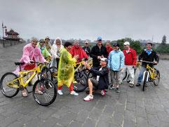 Teil der Reisegruppe China Juni 2015