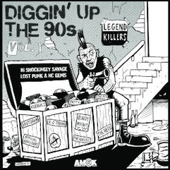 V.A. - Diggin' up the 90s