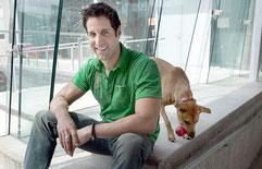 Kurze Präsidentschaft? Naughty-Dog-Mitgründer Jason Rubin hat erst vor kurzem für Danny Bilson übernommen.