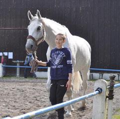 Anna 2014 mit Aston