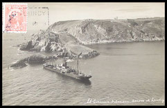 S.S. Carmine Filomena, ashore on Lundy.