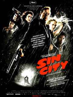 Sin City de Robert Rodriguez, Frank Miller & Quentin Tarentino - 2005 / Anticipation - Violent